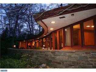Only Frank Lloyd Wright Home in Delaware For Sale