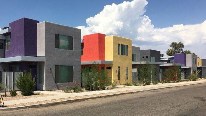 New smart homes in Tucson, AZ