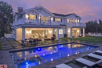 Tour Blake Griffin's $9 Million Home in Pacific Palisades