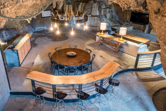 Formerly a Fallout Shelter, Beckham Creek Cave Up for Sale