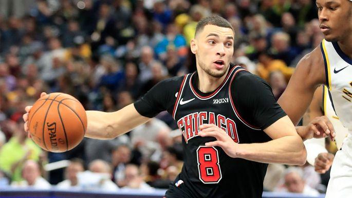 size 40 26c39 5b3c4 Chicago Bulls Star Zach LaVine Flipping $3.4M Chicago Home ...