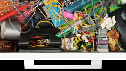 I Junked My Junk Drawer: How to Ditch This Clutter Catch-All for Good