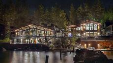 $34.5M Lake Tahoe Estate Once Owned by Casino Magnate Is Most Expensive New Listing