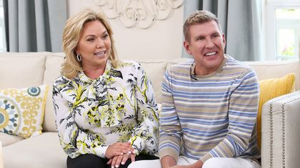'Chrisley Knows Best' Star Julie Chrisley Flipping Fancy Mansion for $4.75M