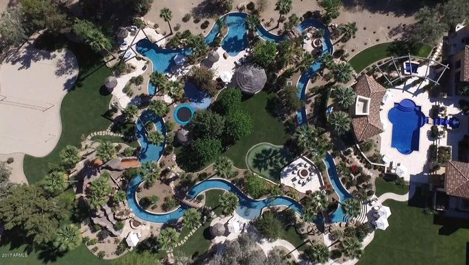 Does This Az Mansion Feature The Largest Private Lazy