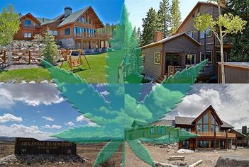 Just for 4/20, Here Are 5 Heavenly Houses in the Highest U.S. Towns