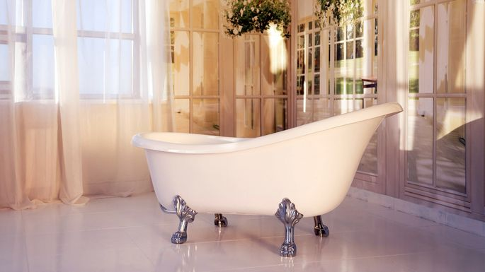 What Is A Slipper Tub The Most Beautiful Bath Of All Realtor