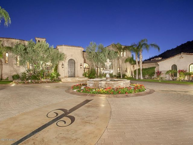 AZ most expensive listing courtyard