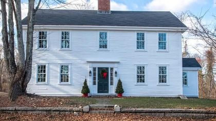 Restored Colonial With Ties to Salem Witch Trials Lists for $975K