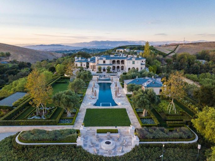The $88 million Thomas Tull estate