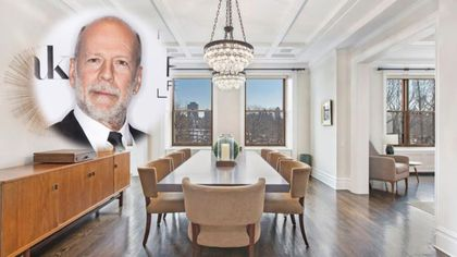 Bruce Willis Selling Spacious Upper West Side Duplex for $17.75M