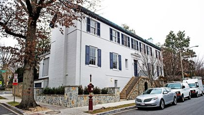 Ivanka Trump and Jared Kushner's Rent in Washington: $15,000 a Month