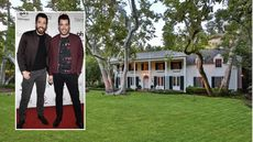 Property Brothers Drew and Jonathan Scott Purchase $9.5M Brentwood Estate