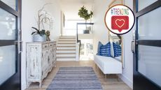 5 of Instagram's Best Entryway Designs To Give Your Foyer an Instant Face-Lift