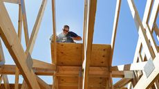 Demand for Houses Boosts Home Construction