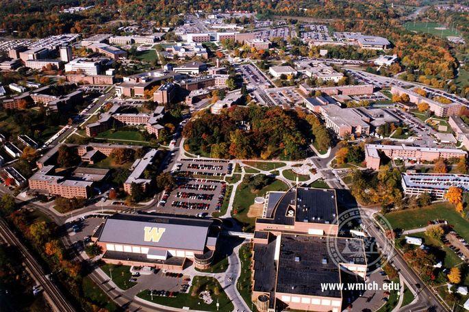Western Michigan University in Kalamazoo, MI