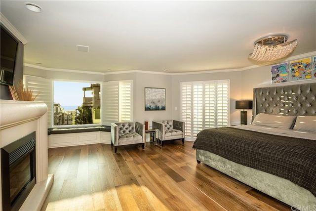 Owner's suite Sasha Vujacic Manhattan Beach house bedroom