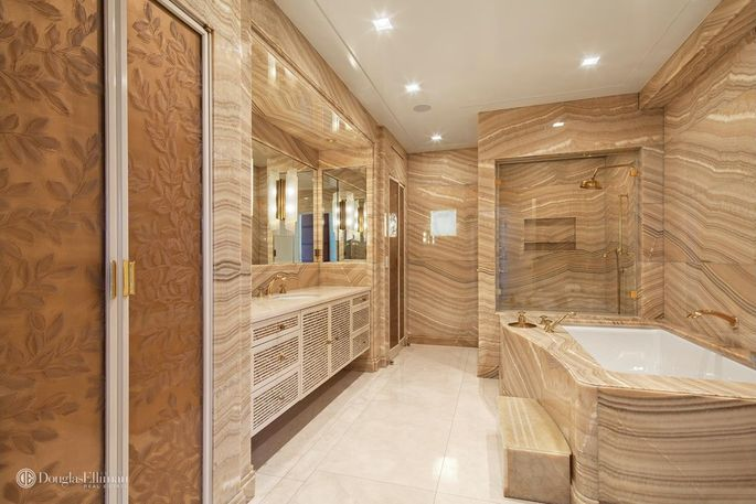 Over-the-top bathroom