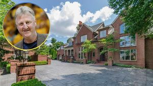 Larry Bird Selling His Sprawling Indianapolis Estate for $2.35M