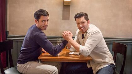 The Property Brothers Take a 'Terrifying' Leap of Faith—and Frankly 'It Stinks'