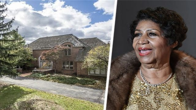 Weeks After Her Death, Aretha Franklin's Suburban Michigan Home Is Listed for $800K