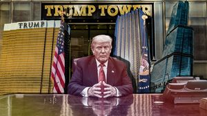 Is Donald Trump's Presidency Helping—or Hurting—His Real Estate Brand?