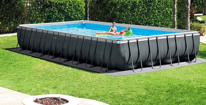 If you're looking to make a big splash, this will give you plenty of room.