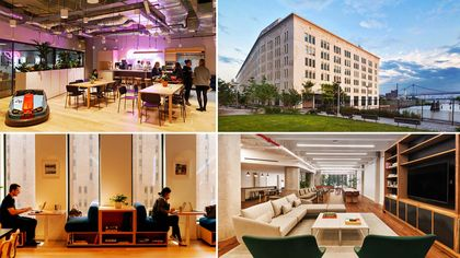 Coworking Comes Home: New Apartment Buildings Include Shared Office Space