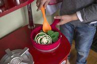 Toy Kitchen Renovation: High-End Appliances, Gourmet Food