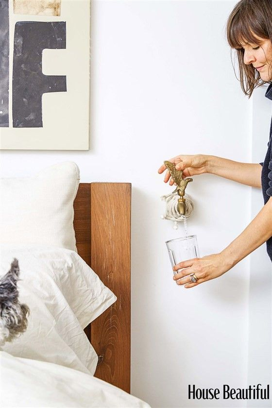 Water on the wall: clever or crazy?