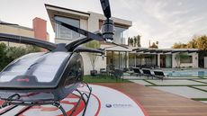 SoCal House of the Future Comes Equipped With a Drone Helipad