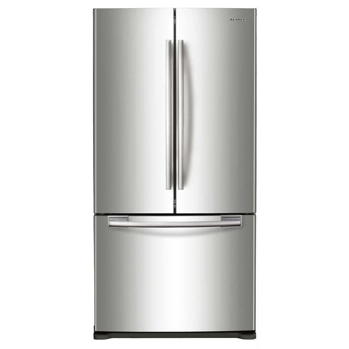 Samsung counter-depth French door refrigerator with ice maker