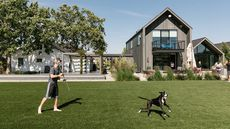 Home Turf: Faux Grass Delivers the Green Without the Fuss