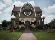 10 Homes Get Their Freak On for Halloween
