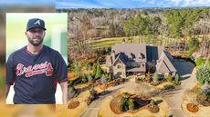 Former Braves Star Jeff Francoeur Has Must-See Trophy Room in His $3.8M Mansion