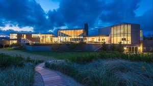 $52M Modern Oceanfront Retreat in Hamptons Is Most Expensive New Listing
