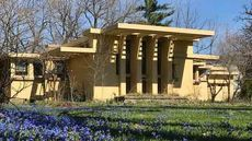 A Fascinating Peek Inside Frank Lloyd Wright's 'Playhouse': Can You Spot What's Fake?