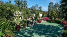 Simply Smashing! We Serve Up 6 Luxe Homes With Tennis Courts