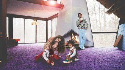 Say Farewell to Shag Carpet—Family Tackles 1970s Time Capsule Makeover