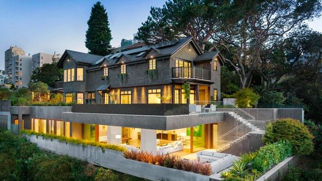$40.5M Mansion With Sumptuous Views in S.F. Is Most Expensive New Listing