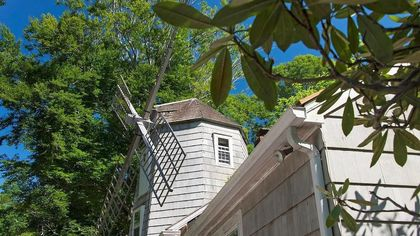 $11.5M Windmill House Blows Back Onto the Market in the Hamptons