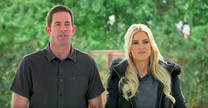 Tarek El Moussa and Christina Anstead are still working together in season 8!