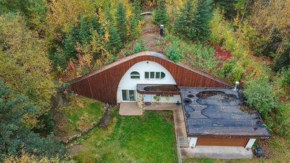 Live Out Your Bilbo Baggins Fantasies in This Wasilla, AK, Hobbit House