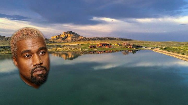 Kanye West Reportedly Buys A 14m Ranch In Wyoming Realtor Com