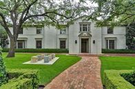 Gallery Owner Selling Fabulous Texas Mansion Built for Art Appreciation