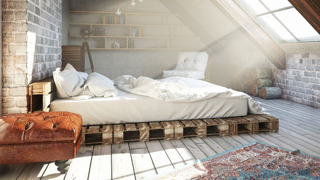 Fall in Love With These 5 Rustic Bedroom Looks Trending on Instagram This Week