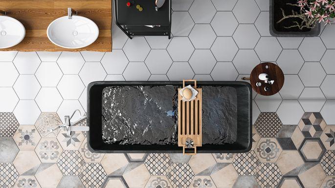 bathroom-DIY-bold-flooring