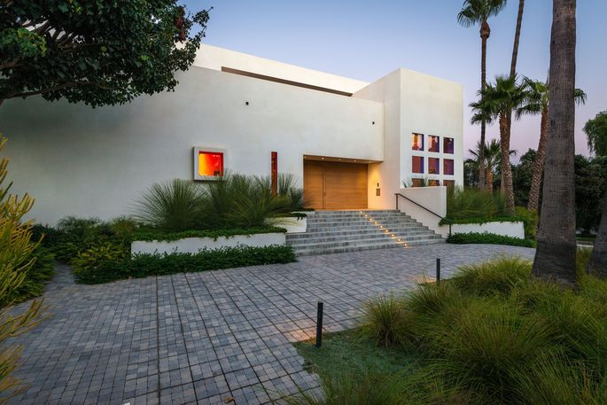 A 'Piece of Art' by Architect Ricardo Legorreta in Beverly Hills Asking for $15.95M