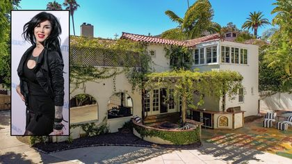 Tattoo Artist Kat Von D Wants To Ink a Deal on $3.4M Hollywood Hills Home