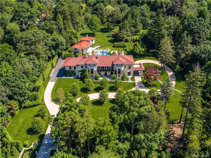Mark Bezos' Scarsdale, NY, estate